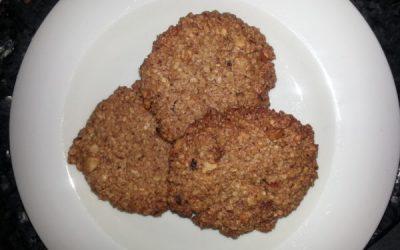 Havermout koekjes zonder suiker