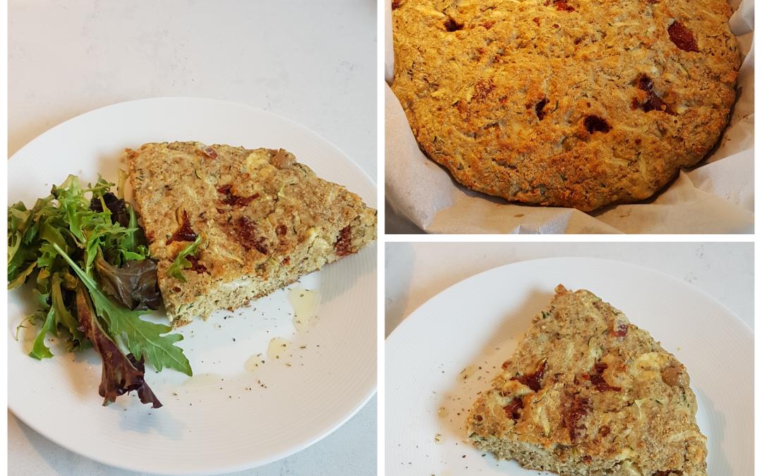 Hartige Glutenvrije Amandelmeel taart